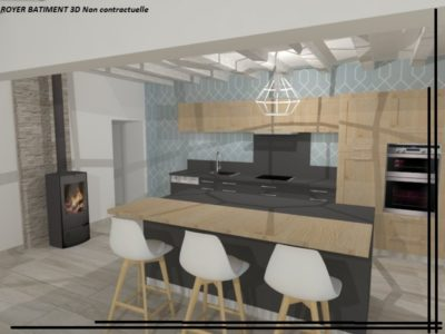 Royer Batiment Maconnerie 3d 2