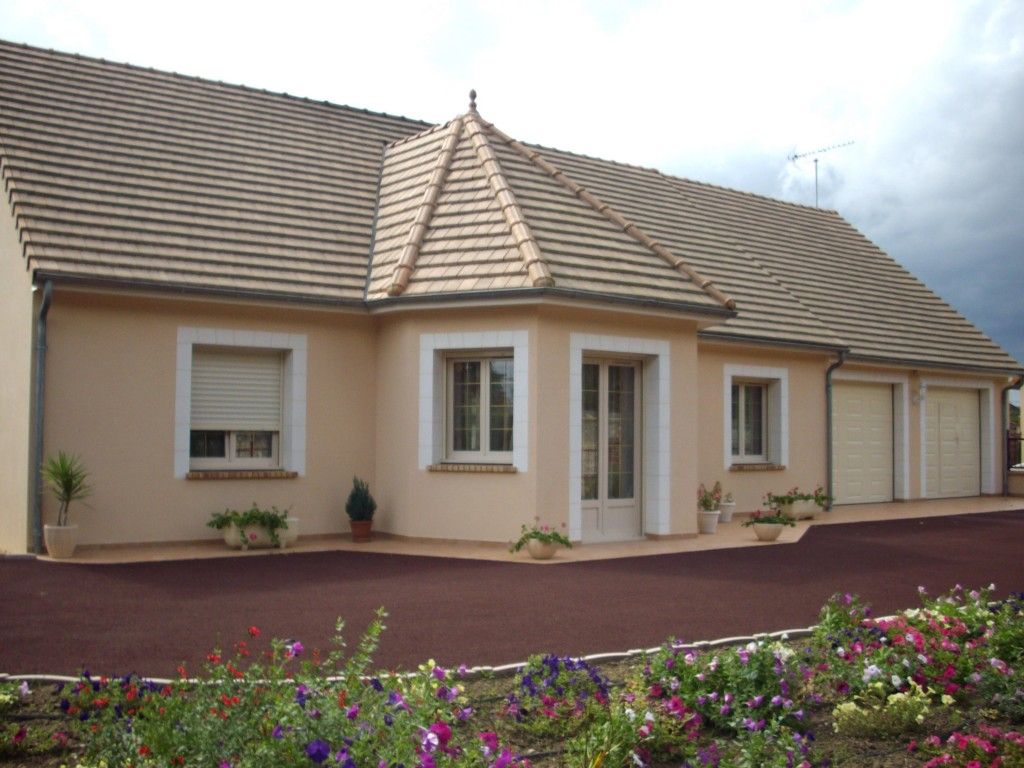 Royer Batiment Maconnerie Le Mans Pavillon 3