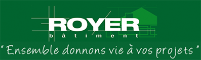 Royer Batiment Logo
